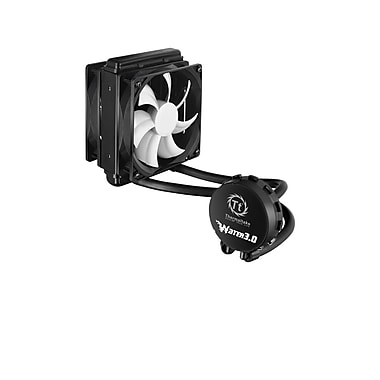 Thermaltake® Water 3.0 Performer All-in-One Liquid Cooling System, 2000 RPM