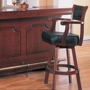 Wildon Home   Tiernan 29'' Swivel Bar Stool with Cushion