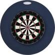 Dart-Stop Pro Series 29'' Round Backboard in Indigo; Indigo
