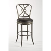 Hillsdale Jacqueline 30'' Swivel Bar Stool