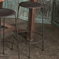 Wildon Home   Iron 30'' Bar Stool (Set of 2)
