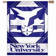 Wincraft NCAA Collegiate Banner; New York University
