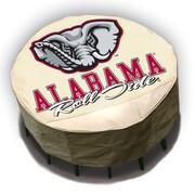Mr. Bar-B-Q NCAA Round Table Cover; Alabama