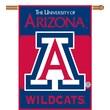 BSI Products NCAA 2-Sided Banner; Arizona