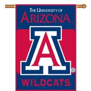 BSI Products NCAA 2-Sided Banner; Arizona