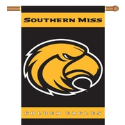 BSI Products NCAA 2-Sided Banner; SMU