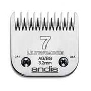 Andis Company Skip Tooth Ag Clipper Blade; 7