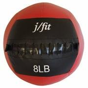 J Fit Wall Ball; 8 lbs