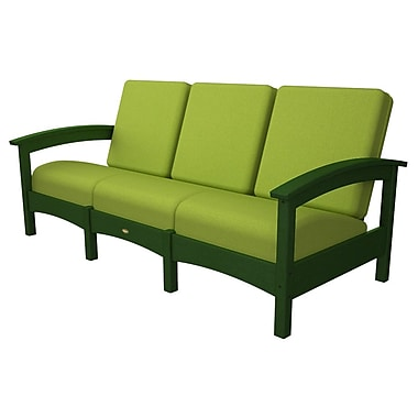 Trex Rockport Club Sofa; Rainforest Canopy / Macaw