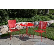 Alfresco Home Martini Bistro Set