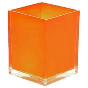 Gedy by Nameeks Rainbow Waste Basket; Orange