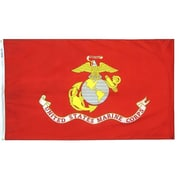 Annin & Co Armed Forces United States Marine Corps Traditional Flag; 3' x 5'