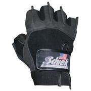 Schiek Sports Premium ''Gel'' Lifting Gloves; Small