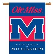 BSI Products NCAA 2-Sided Banner; Ole Miss