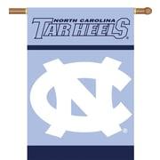 BSI Products NCAA 2-Sided Banner; North Carolina