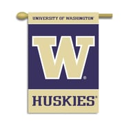 BSI Products NCAA 2-Sided Banner; Washington