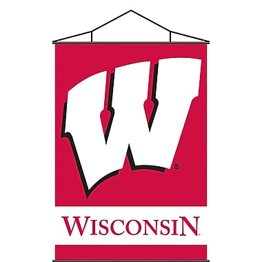 BSI Products NCAA Banner; Wisconsin