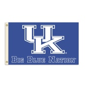 BSI Products NCAA Traditional Flag; Kentucky - Big Blue Nation