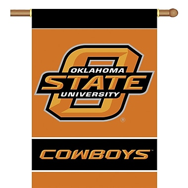 BSI Products NCAA 2-Sided Banner; Oklahoma State