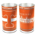 Wincraft NCAA Tapered Wastebasket; Tennessee