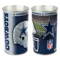 Wincraft NFL Wastebasket; Dallas Cowboys