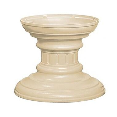 Salsbury Industries Regency 1 Ft. H Pedestal; Sandstone