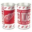 Wincraft NHL Wastebasket; Detroit Red Wings