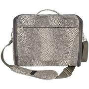 Travelon Messenger Bag; Snake