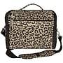 Travelon Messenger Bag; Leopard
