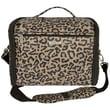 Travelon Messenger Bag; Leopard