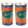 Wincraft NCAA Tapered Wastebasket; University of Florida