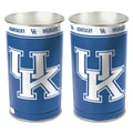Wincraft NCAA Tapered Wastebasket; University of Kentucky