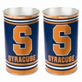 Wincraft NCAA Tapered Wastebasket; Syracuse