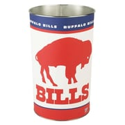 Wincraft NFL Tapered Wastebasket; Buffalo Bills - Classic