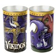 Wincraft NFL Tapered Wastebasket; Minnesota Vikings