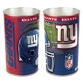 Wincraft NFL Wastebasket; New York Giants