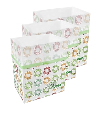 Clean Cubes LLC Party Pattern 10 Gallon