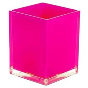Gedy by Nameeks Rainbow Waste Basket; Fuchsia