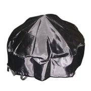 Deeco PVC Coated Oxford Fabric Round Fire Pit Cover