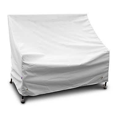 KoverRoos Weathermax 3-Seat Glider / Lounge Cover; White