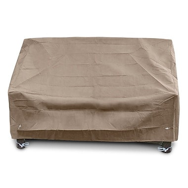 KoverRoos KoverRoos III Deep 2 Seat Sofa Cover; 32'' H x 58'' W x 35'' D