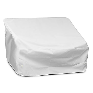 KoverRoos Weathermax Loveseat / Sofa Cover; White