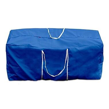 KoverRoos Weathermax Cushion Storage Bag; Pacific Blue