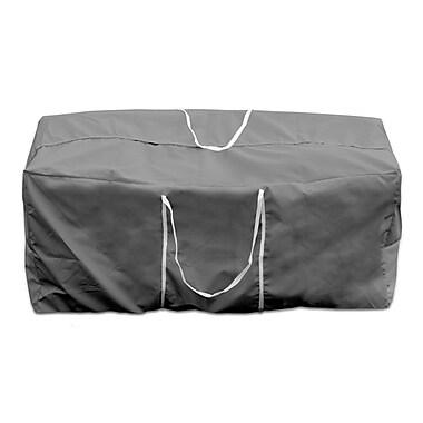 KoverRoos Weathermax Cushion Storage Bag; Grey