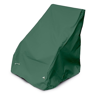 KoverRoos Weathermax Chair Cover; Forest Green