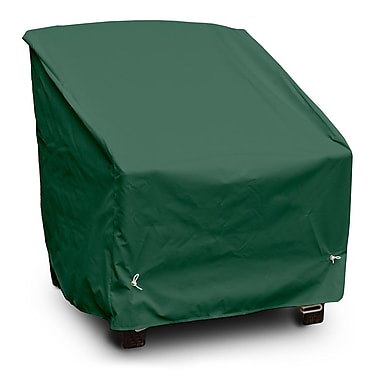 KoverRoos Weathermax Deep Seating Chair Cover; Forest Green