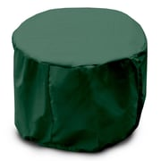 KoverRoos Weathermax  Round Table Cover; Forest Green