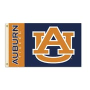BSI Products NCAA Traditional Flag; Auburn - AU Logo on Blue