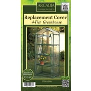 Arcadia Garden Products Mini Greenhouse Replacement Cover; 4-Tier