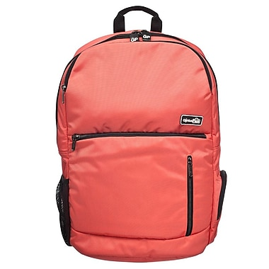 Genius Pack Travel Backpack; Red